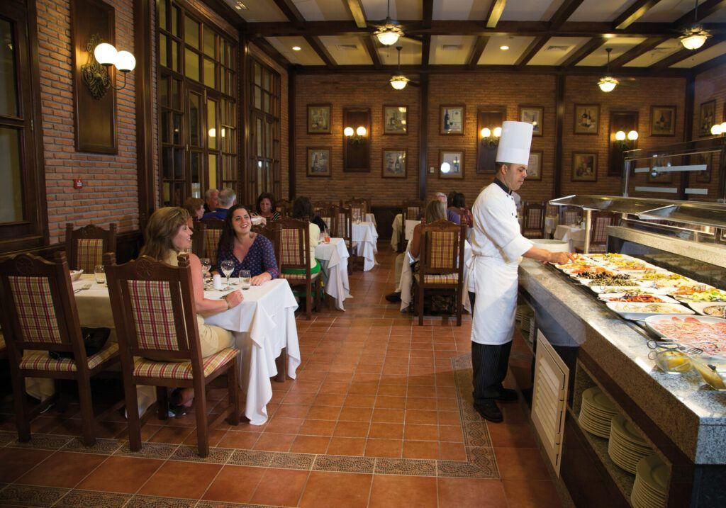 Riu Palace Aruba Italiaans Restaurant