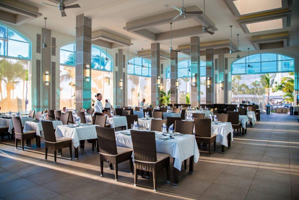 Riu Palace Aruba Pool restaurant_ Steakhouse