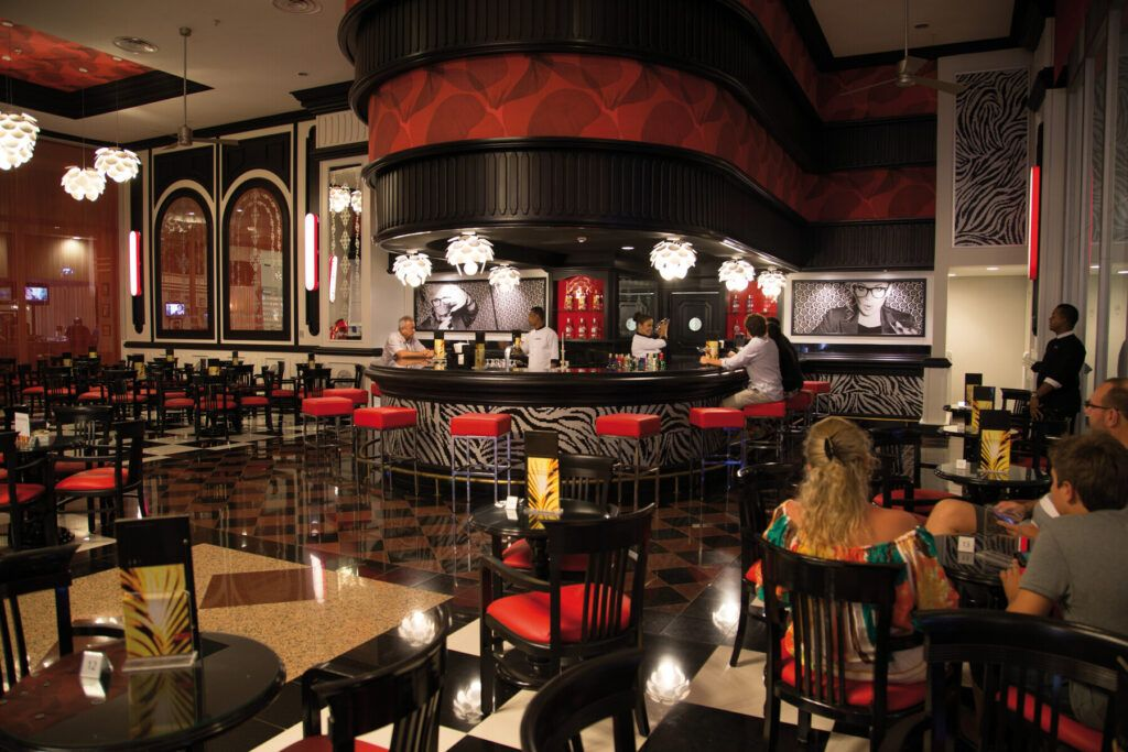 Riu Palace Aruba Lobby bar