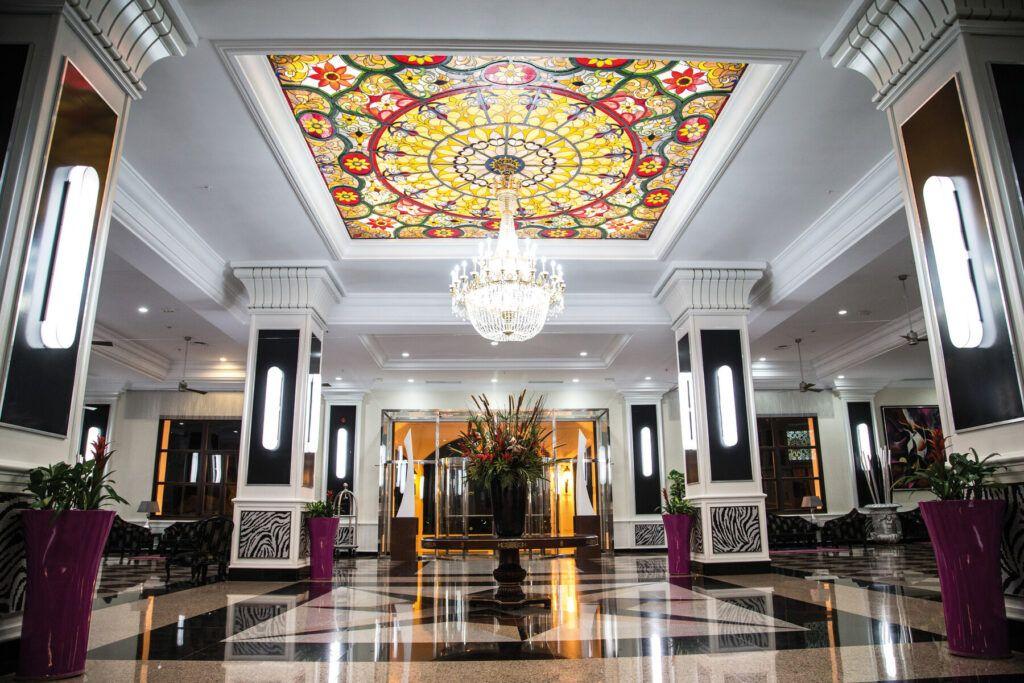 Riu Palace Aruba Lobby