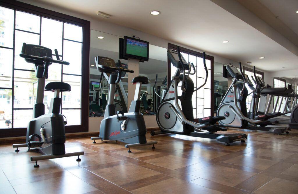 Riu Palace Aruba Gym