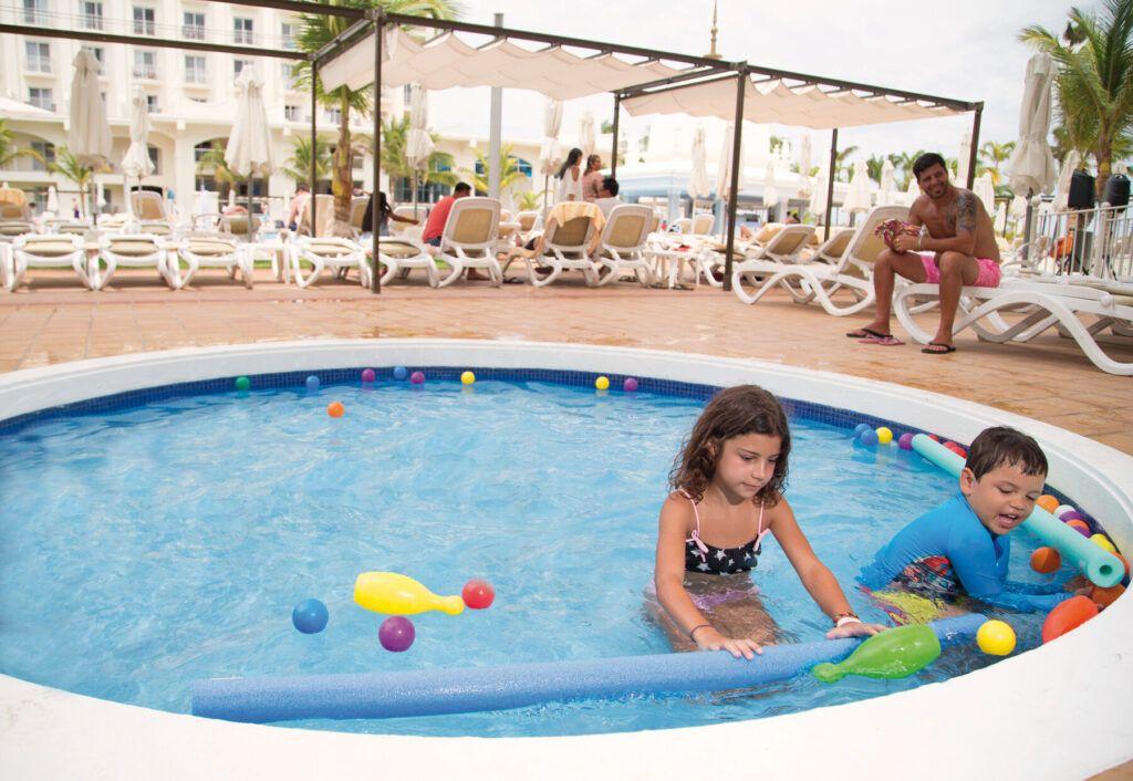 Riu Palace Aruba Kinderzwembad