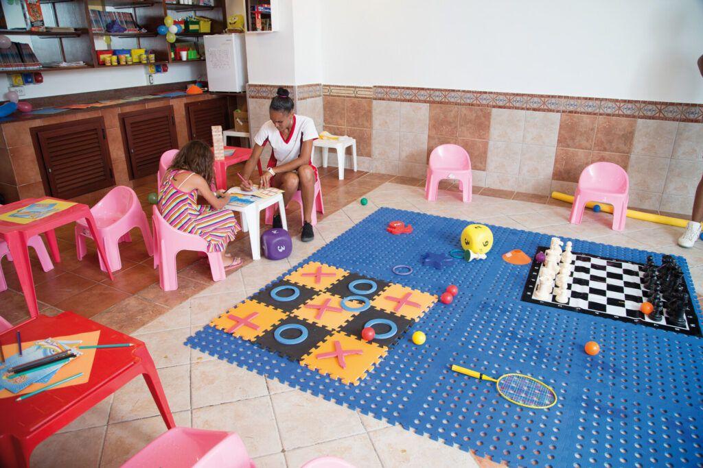 Riu Palace Aruba Miniclub