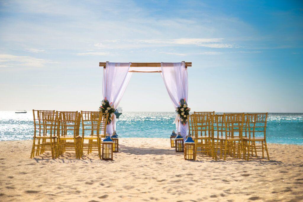 Riu Palace Aruba trouwen