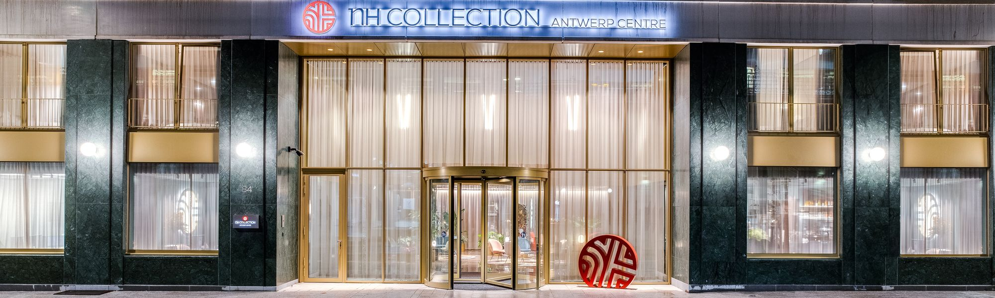 NH Collection Antwerp Centre