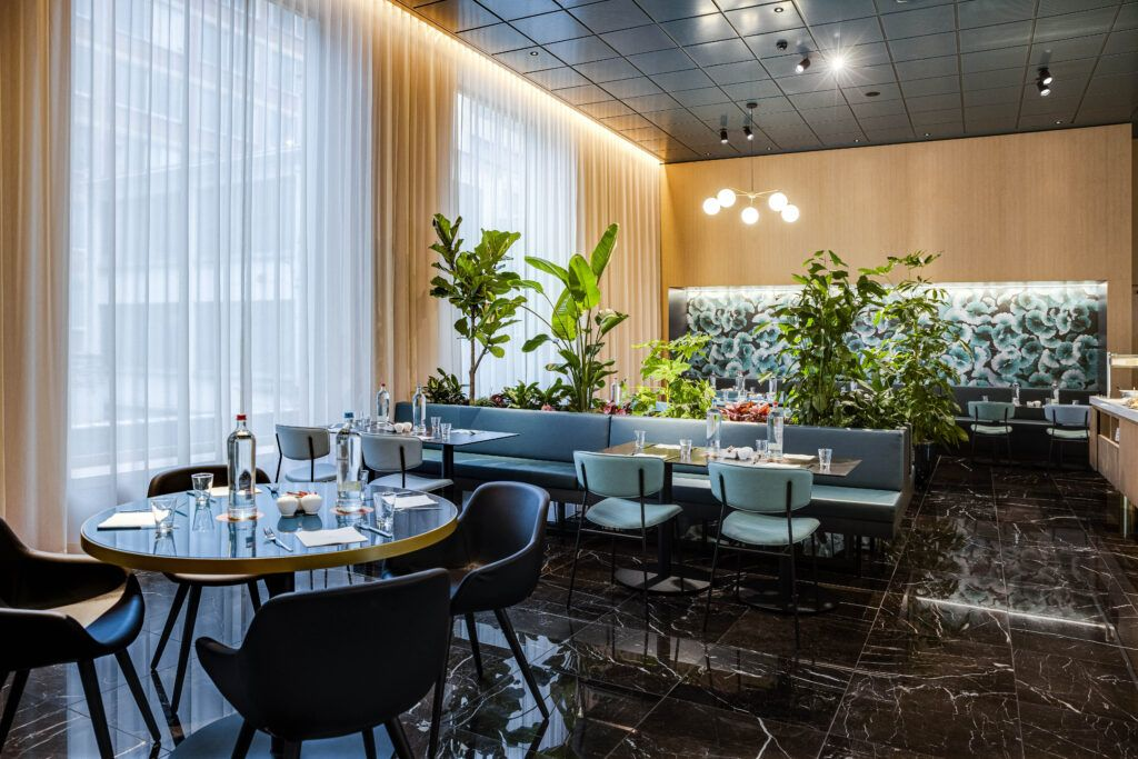 NH Collection Antwerp Centre Restaurant