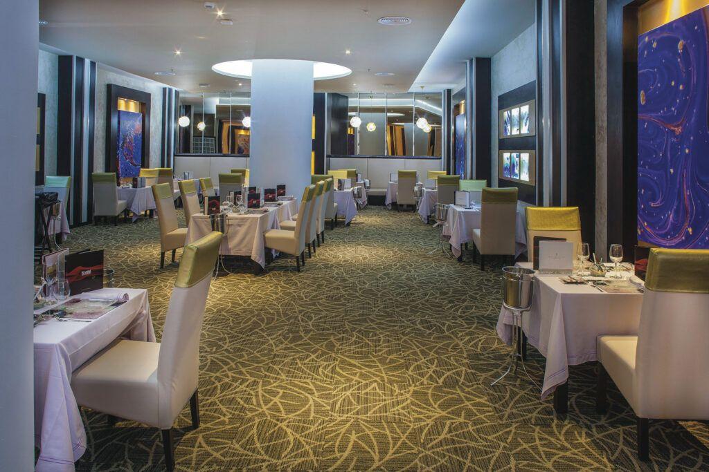 Riu Palace Antillas Krystal Fusion restaurant