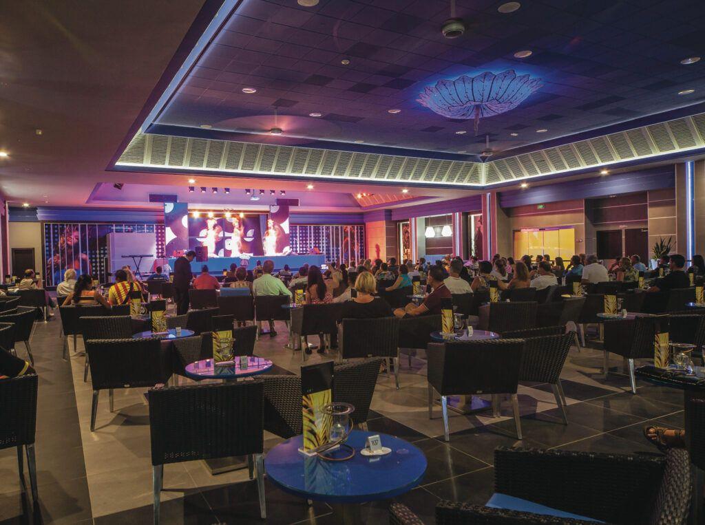 Riu Palace Antillas Lounge bar