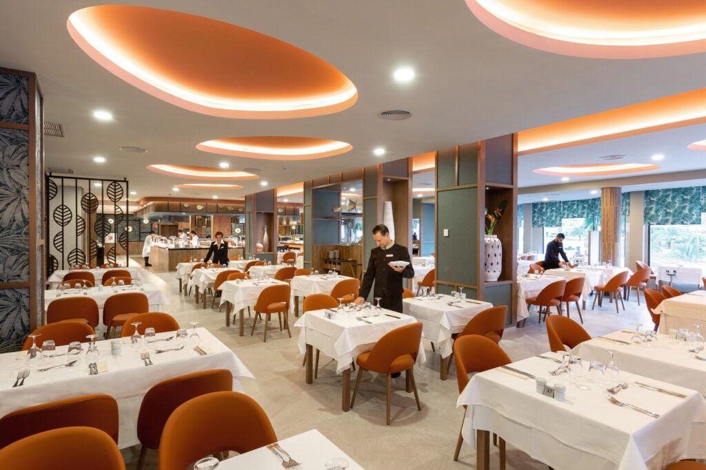Riu Palace Jandia Hoofd restaurant
