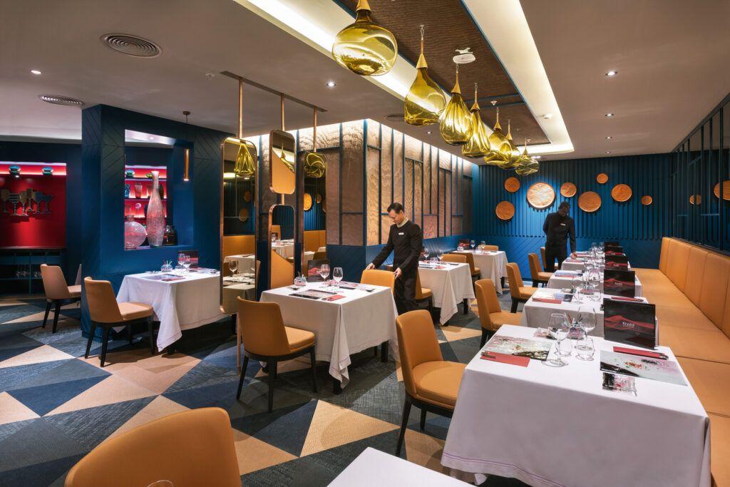 Riu Palace Jandia Krystal fusion restaurant
