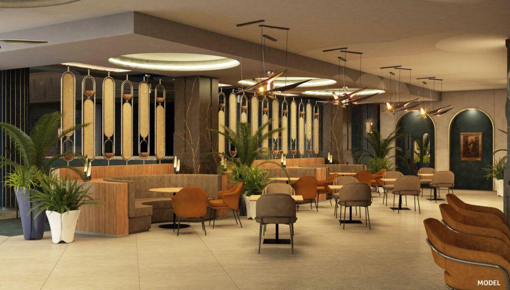 Riu Palace Maspalomas- Model. Lobby bar_Lounge bar