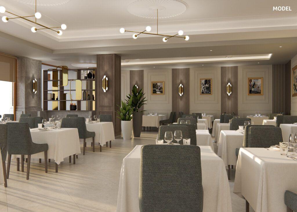 Riu Palace Maspalomas - Model_Main restaurant
