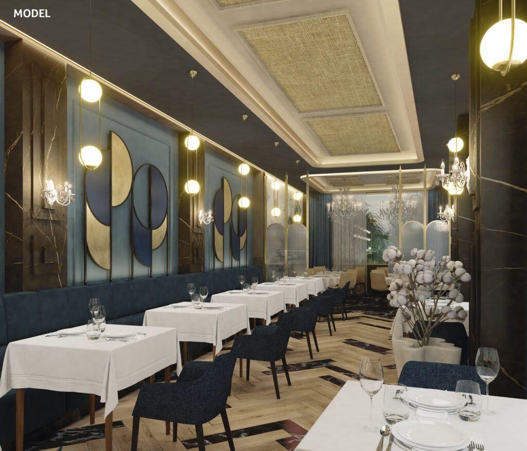 Riu Palace Maspalomas - Model_Krystal fusion restaurant