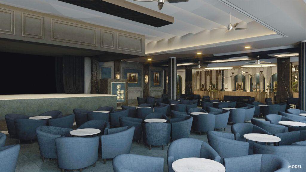Riu Palace Maspalomas - Model. Lobby bar_Lounge bar