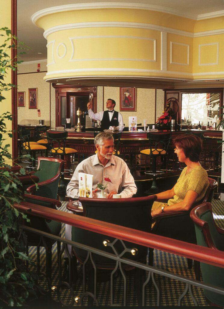 Riu Palace Madeira Lobby bar