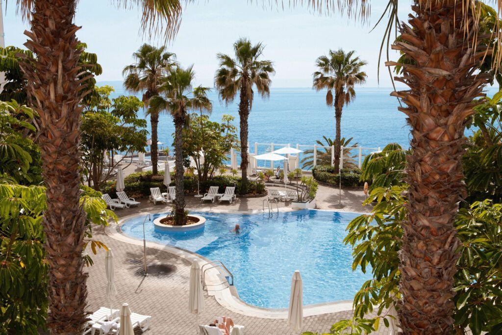 Riu Palace Madeira zwembad
