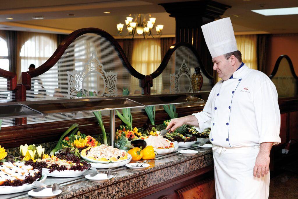 Riu Palace Madeira hoofd restaurant