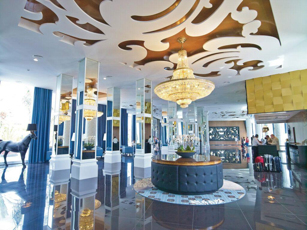 Riu Palace Meloneras Lobby
