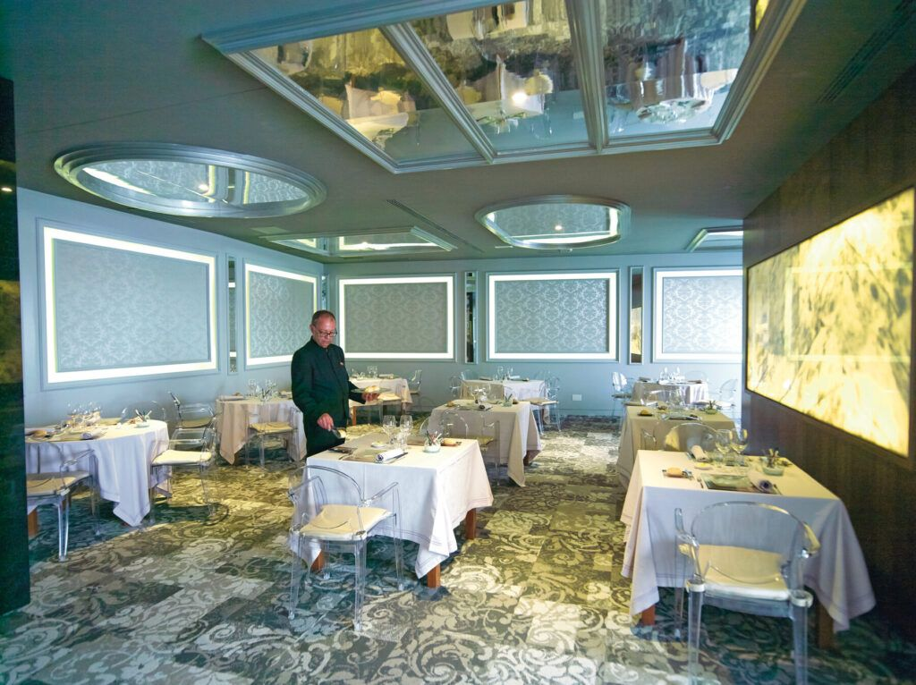 Riu Palace Meloneras Krystal Fusion restaurant
