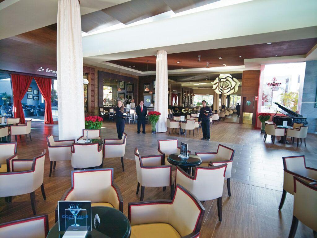 Riu Palace Meloneras Lobby bar