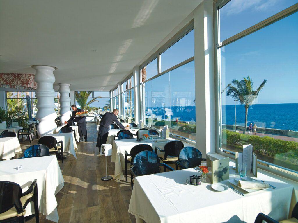 Riu Palace Meloneras Poolside_Spanish restaurant