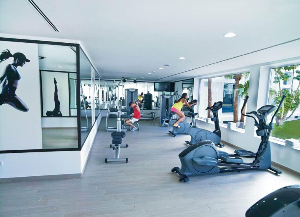 Riu Palace Meloneras Gym