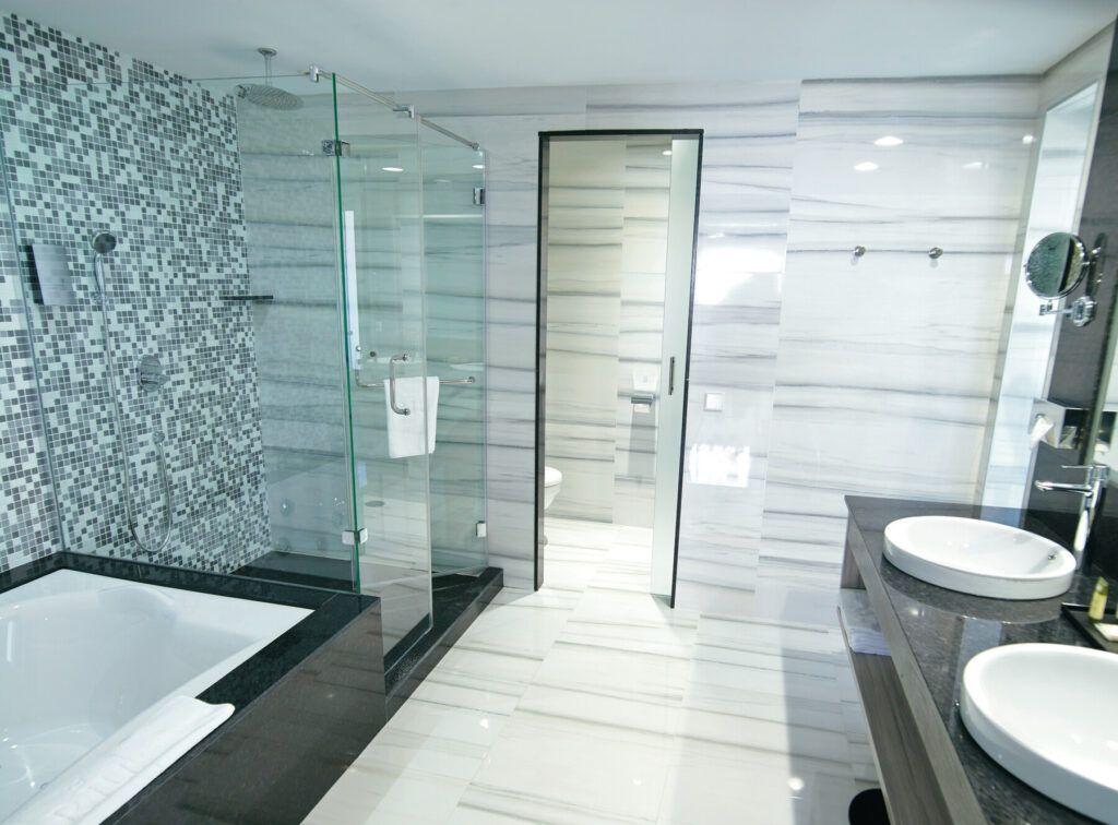 Presidential suite_bathroom