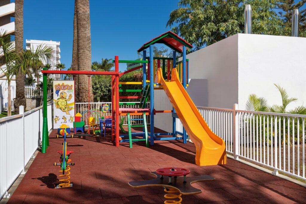 Riu Palace Palmeras speeltuin