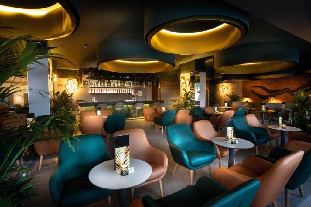 Riu Palace Palmeras Lobby bar