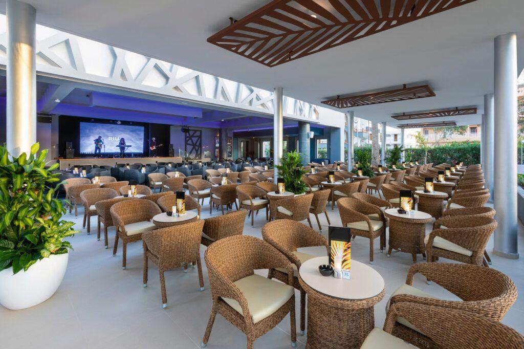 Riu Palace Palmeras Lounge bar