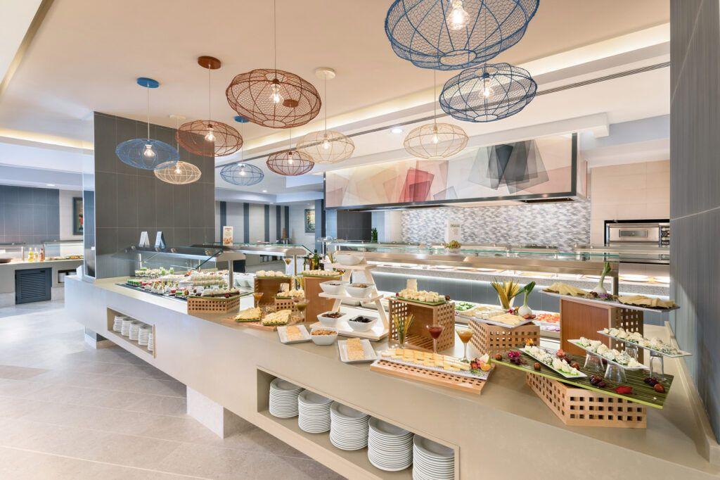 Riu Palace Palmeras hoofdrestaurant