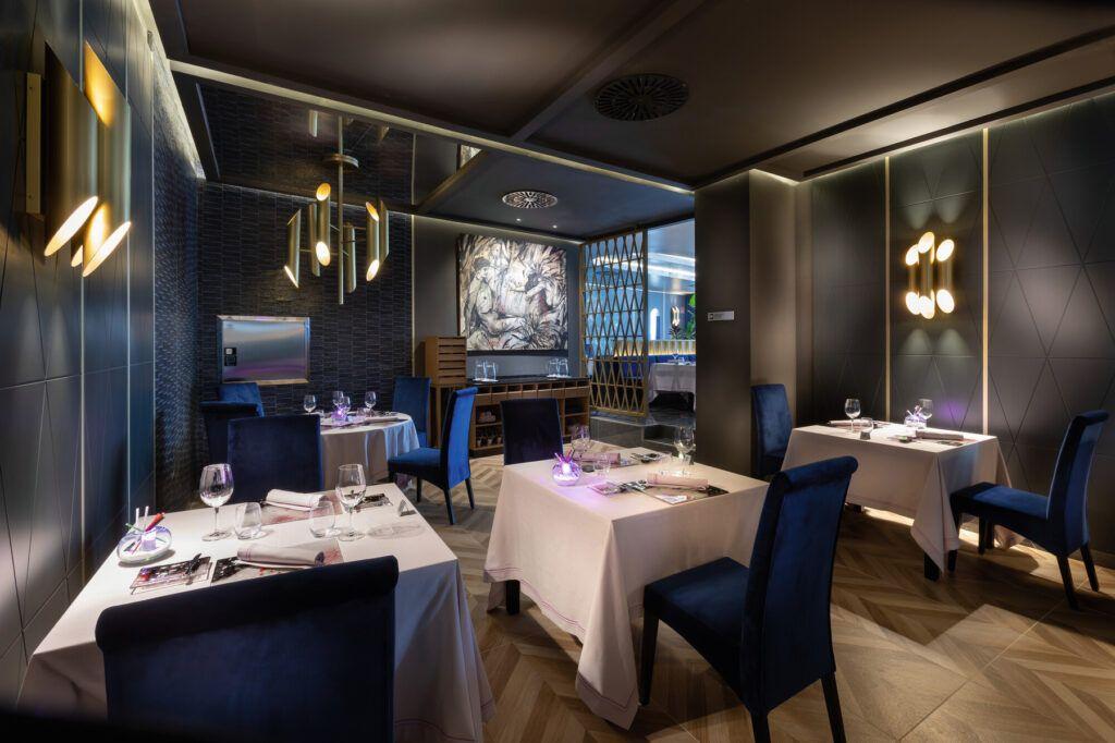 Riu Palace Palmeras Krystal fusion restaurant