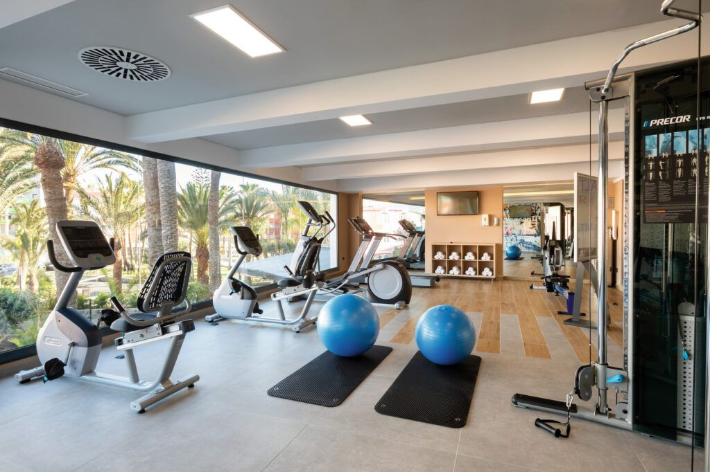 Riu Palace Palmeras Gym