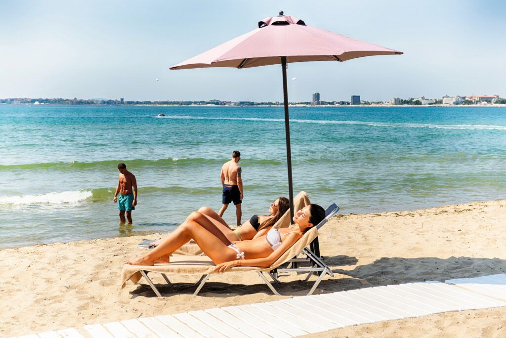Riu Palace Sunny Beach strand