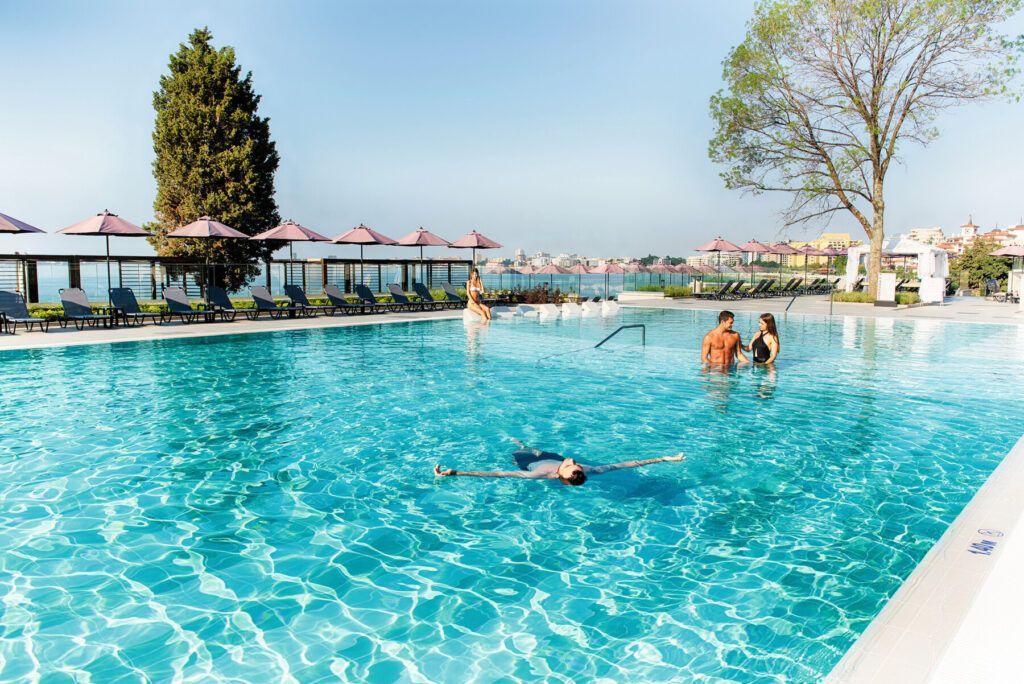 Riu Palace Sunny Beach zwembad