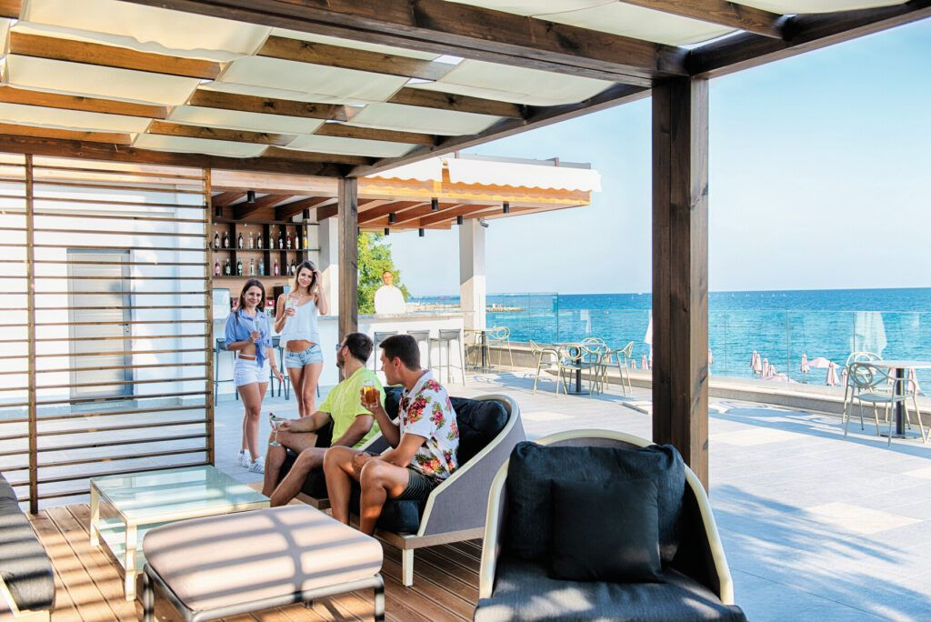 Riu Palace Sunny Beach zwembad bar