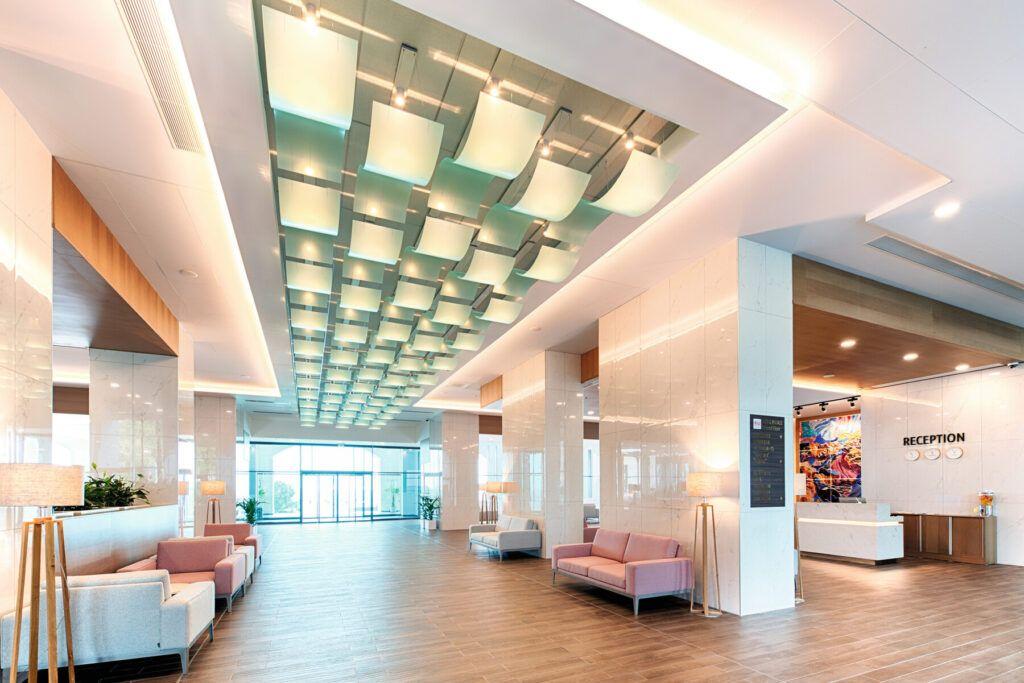 Riu Palace Sunny Beach Lobby