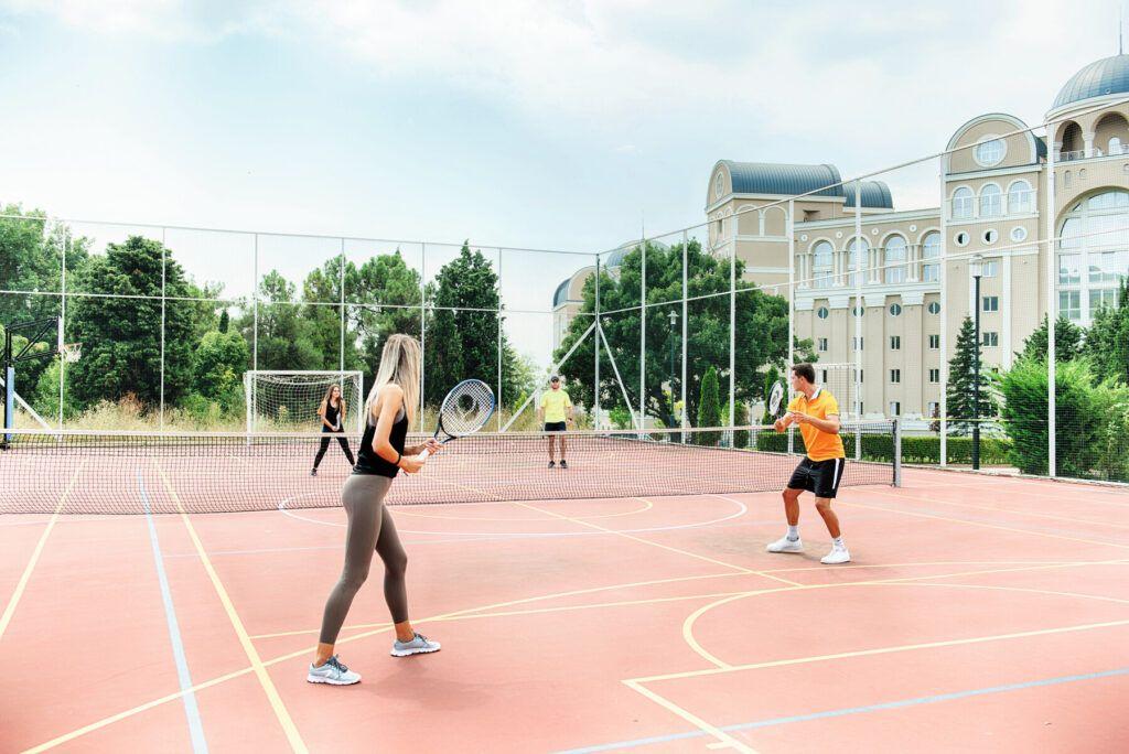 Riu Palace Sunny Beach Tennis court