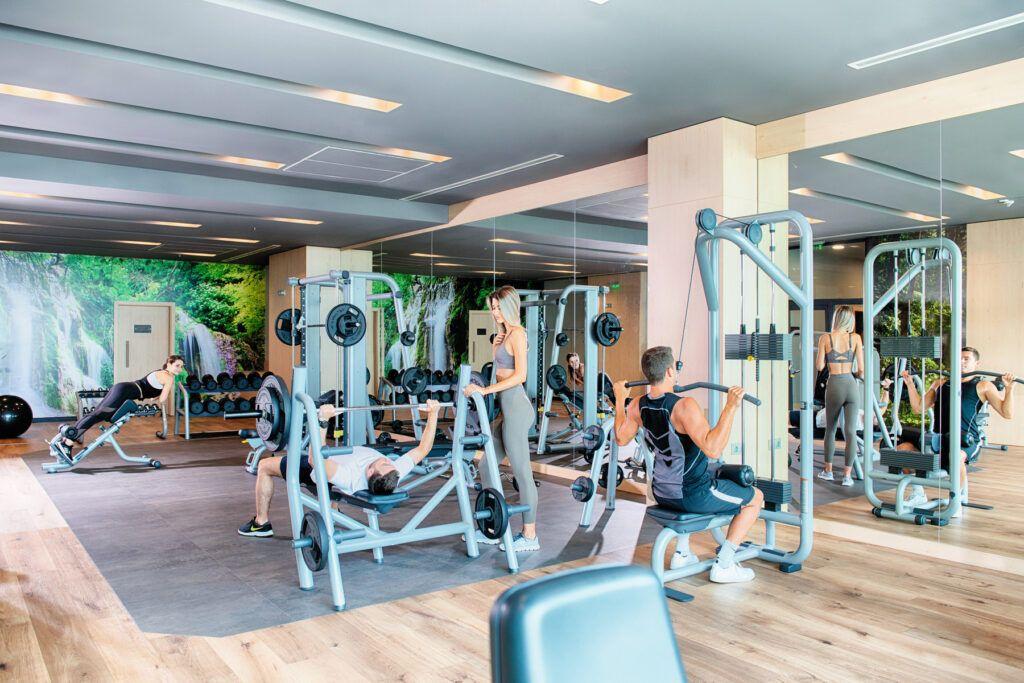 Riu Palace Sunny Beach Gym