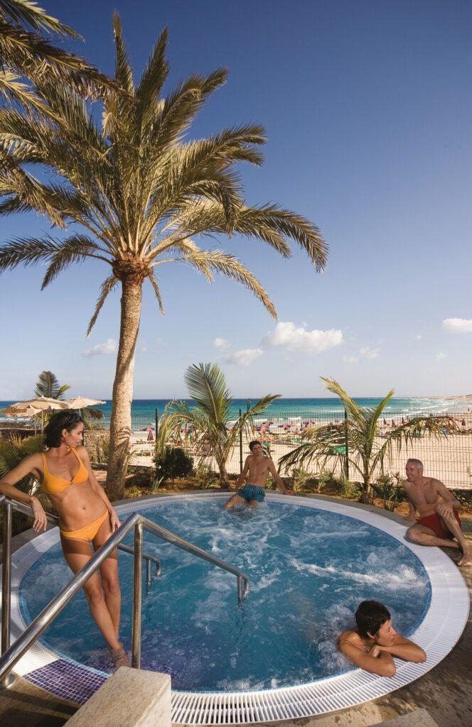 Riu Palace Tres Islas Whirlpool bath (pool area)
