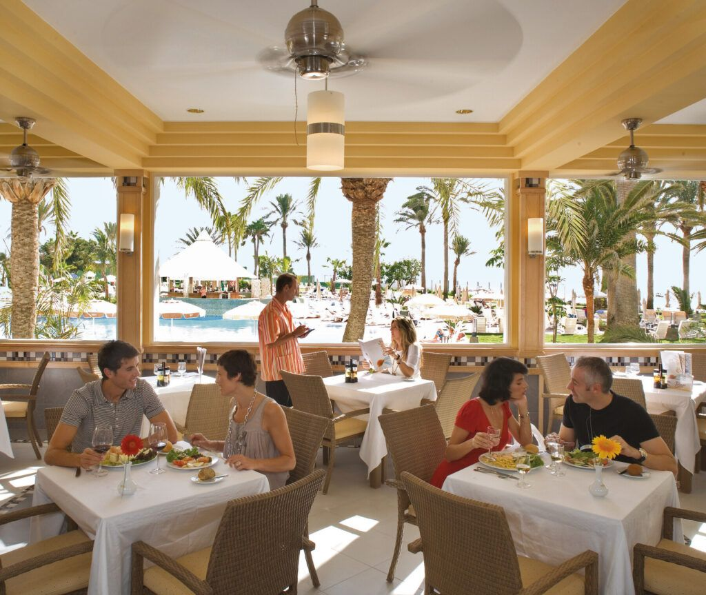 Riu Palace Tres Islas Snack restaurant