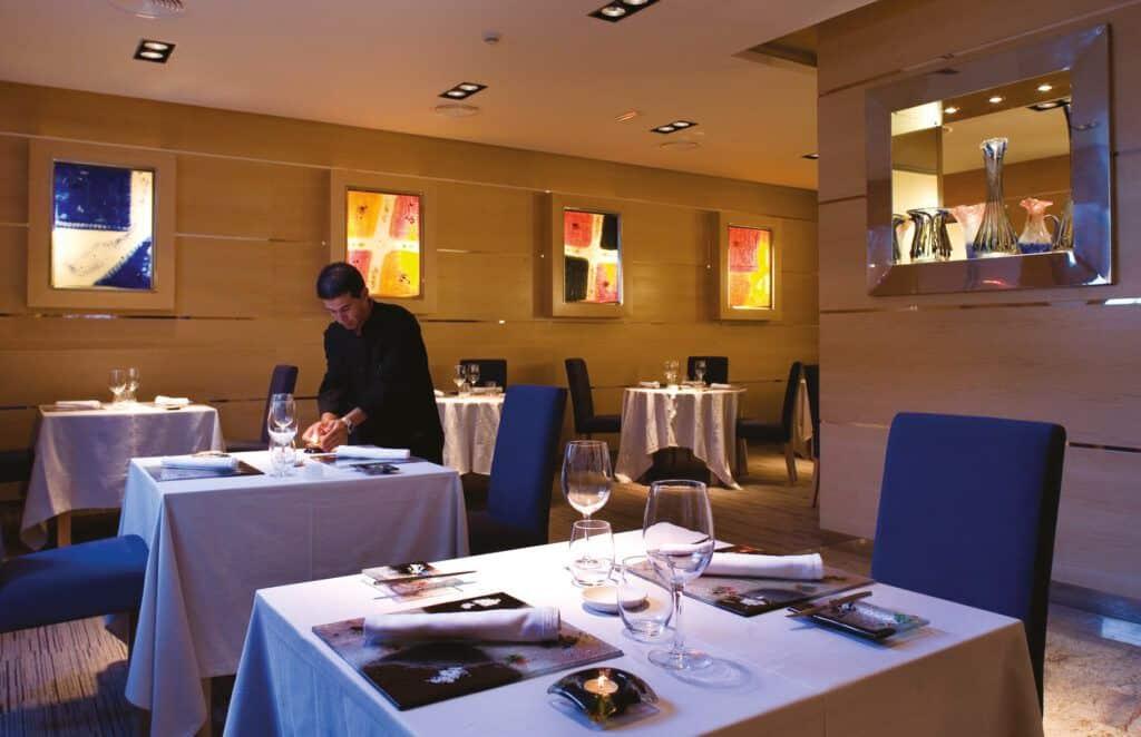 Riu Palace Tres Islas Krystal restaurant