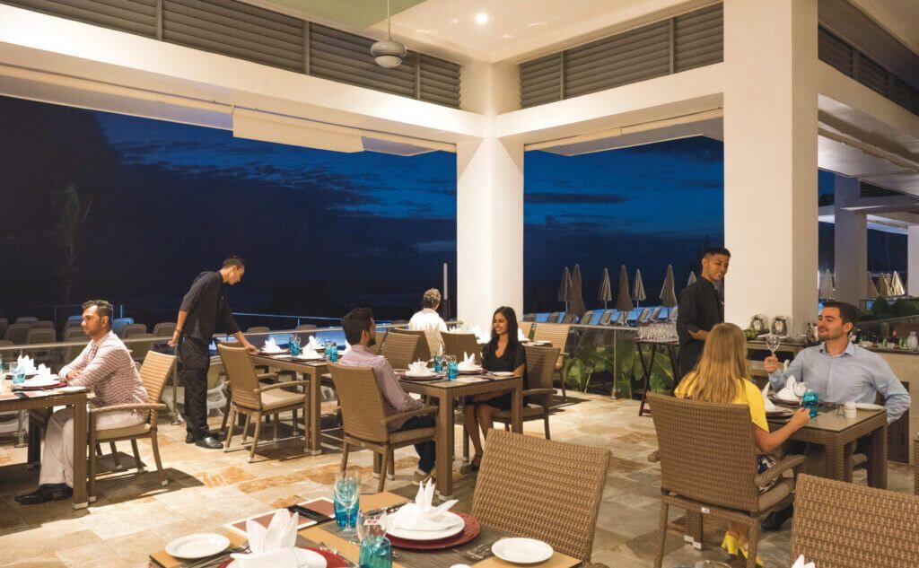 Riu Sri Lanka Beach restaurant_Barbecue
