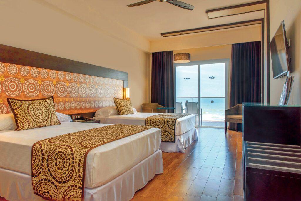 Riu Sri Lanka Junior suite zeezicht