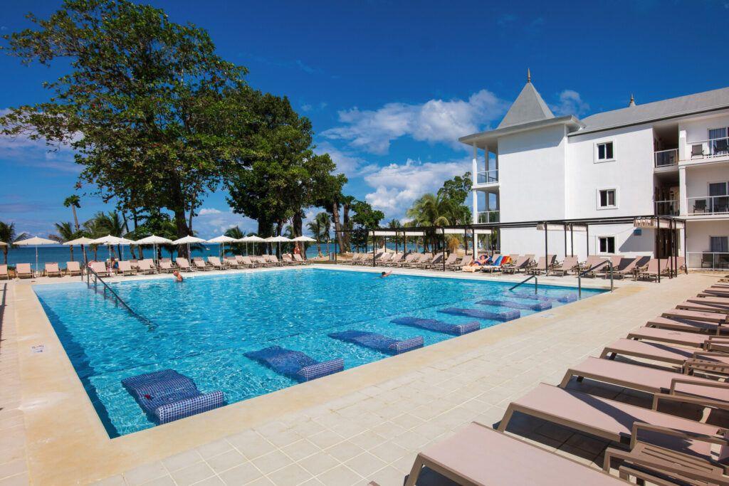 Riu Palace Tropical Bay zwembad