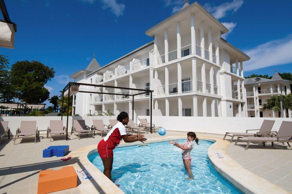 Riu Palace Tropical Bay Kinderzwembad