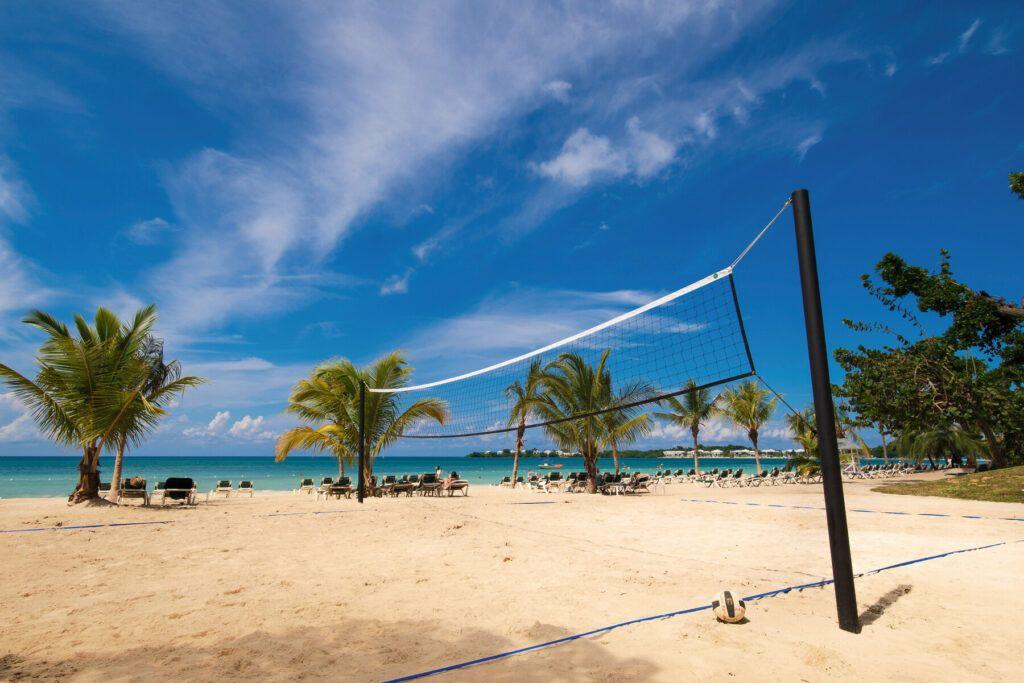 Riu Palace Tropical Bay Volleybalveld
