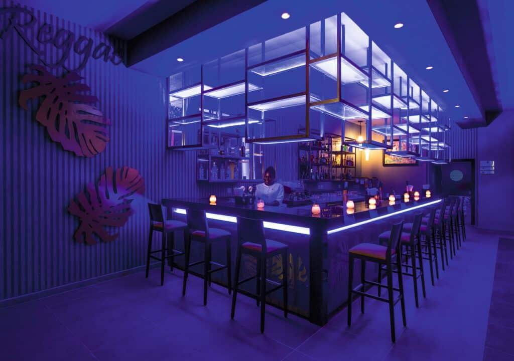 Riu Palace Tropical Bay Lounge bar