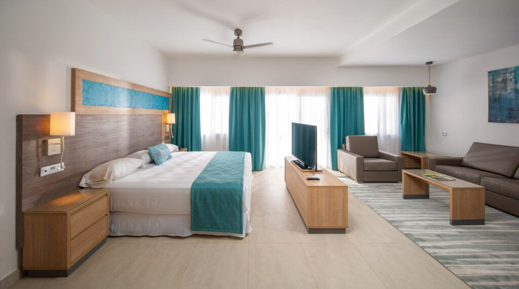 Riu Palace Tropical Bay Suite