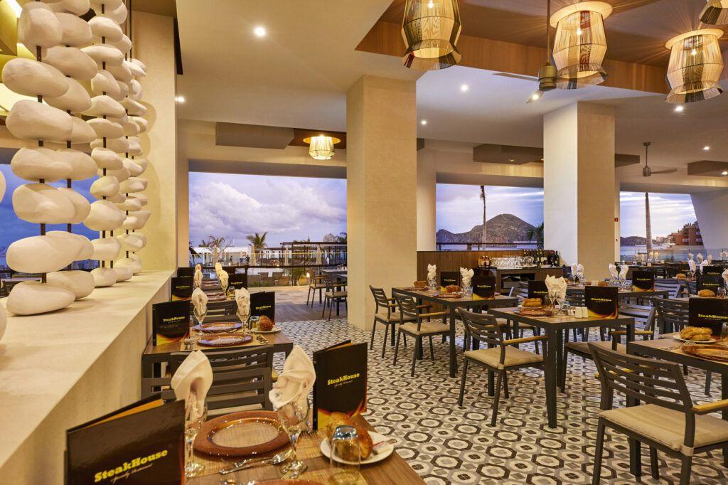Riu Palace Baja California Steakhouse